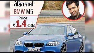 पिता की जॉब जाने के बाद नहीं थे पैसे, आज रोहित चलाते हैं 1.4 करोड़ की BMW, Rohit Sharma BMW Car