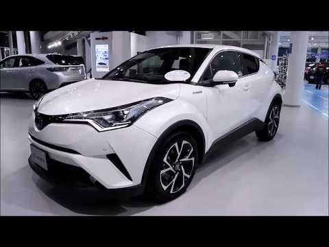 Mobil Terbaru 2018 Toyota CHR Hadir Dengan Tampilan Interior Dan Eksterior  Mobil SPORT