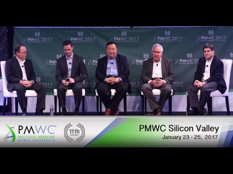 How To Engage Community Oncologists in Precision Medicine at PMWC 2017 Silicon Valley