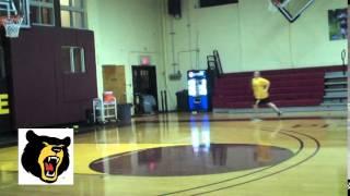 Bloomfield College softball runs through drills, Week 1, 2015