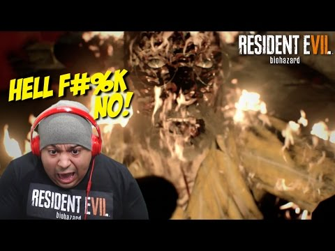 MY F#%KING HEART CAN'T TAKE IT!!! [RESIDENT EVIL 7] [GAMEPLAY] [#01]