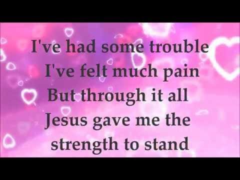 Hezekiah Walker - No Greater Love - Lyrics