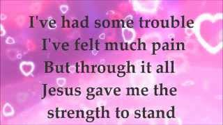 Hezekiah Walker - No Greater Love - Lyrics