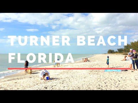 Sanibel Island Florida - Turner Beach 🏖️