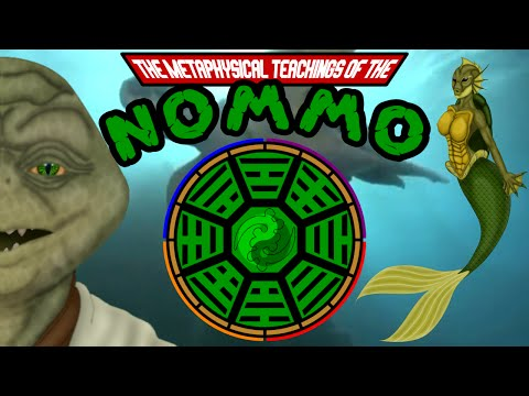 TMNT - The Metaphysical Nommo Teachings