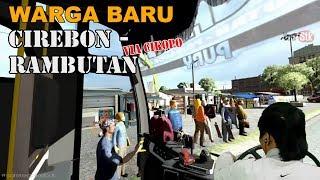 Jam Telat. Bus Warga Baru Seser Abis Penumpang Di Jalan ( via Cikopo )