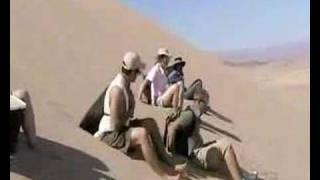 Musical Sand Dunes