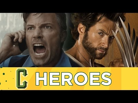 Is Batman Done? / Wolverine for Adults!  - Collider Heroes