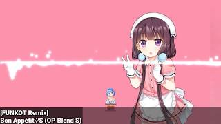 [Dangdut/Funkot Remix] Bon Appétit♡S (OP Blend S)「FULL Version」 Mp3