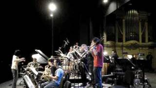 "CSU Chico Jazz Xpress:  ""Adversity""- with Chie Imaizumi, Paul Romaine"