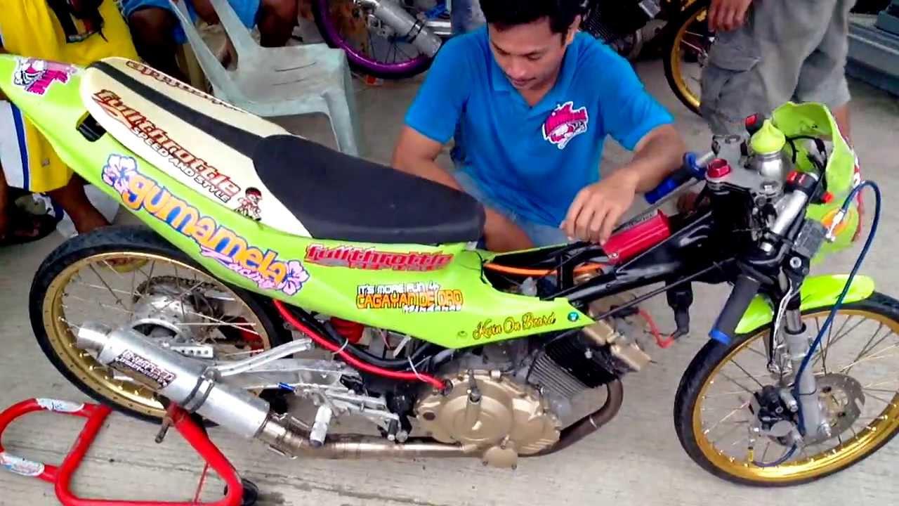 Gumamela Full Throttle Racing Cdo Suzuki Breed Wars
