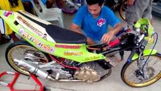 Gumamela - Full Throttle Racing CDO (Suzuki Breed Wars Drag Race 2013 Champion in Mindanao)