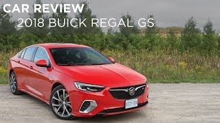 Car Review | 2018 Buick Regal GS | Driving.ca