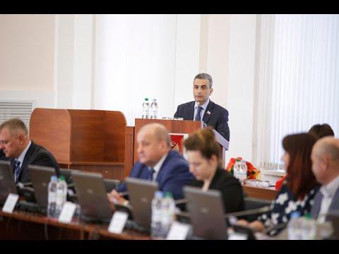 Псковская область в 2018 году: реальное положение дел. Выступление Льва Шлосберга