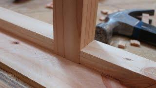 Diferentes formas de hacer un ensamble - Tips de Carpintería