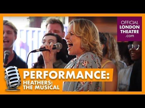 Heathers the Musical Sneak Peek