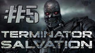 Прохождение игры Terminator Salvation #5