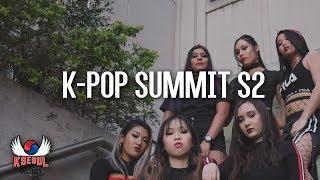 KSEOUL - K-Pop Summit S2 + Behind The Scenes