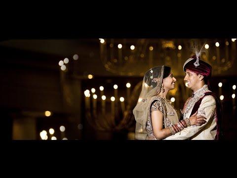 Westfields Marriott Washington Dulles Elegant Indian Wedding Video