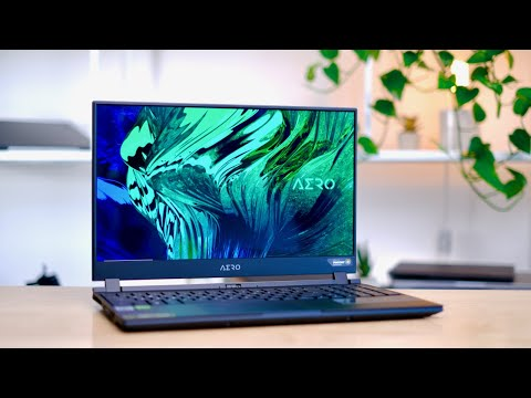Aero 15 RTX 3060 (2021) Review - How to FRUSTRATE a Tech Reviewer....