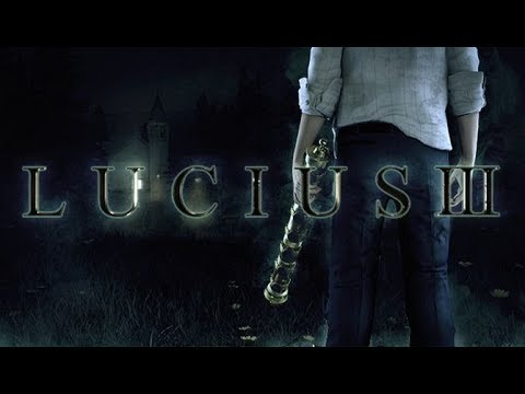 LUCIUS 3 Gameplay Walkthrough Part 1 FULL GAME - No Commentary (PC Ultra) - Lucius 3 Full Game