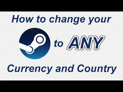 How to Change Steam to ANY Country and Currency using VPN
