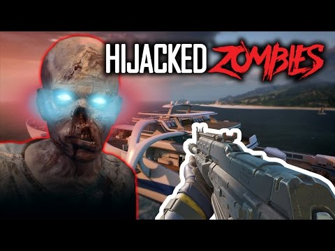 HIJACKED ZOMBIES REMAKE BLACK OPS 3 ZOMBIES MOD [BO3]