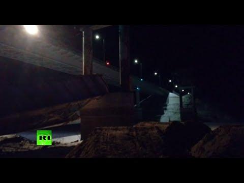 В ХМАО обрушился мост: погибли два человека