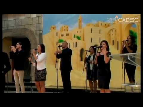 Getsêmani -  Cantata de Páscoa 2017