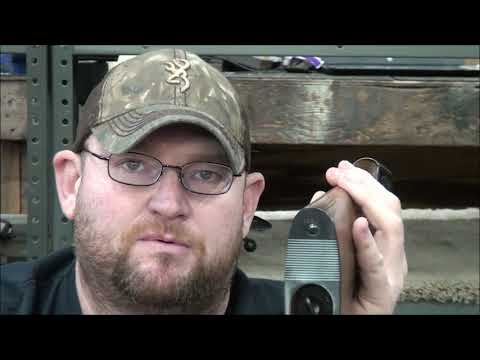 How To: Browning SA .22 Take Down Rifle Field Strip Reassembly from YouTube · Duration:  11 minutes 5 seconds
