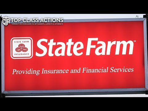 State Farm Sued For Charging Customers For Paper Bills