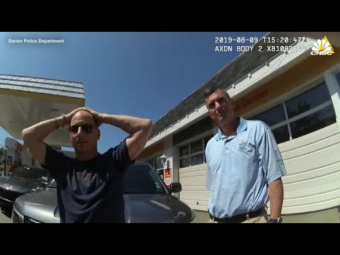 Police release body camera footage of gunpoint stop of Yankees GM Brian Cashman