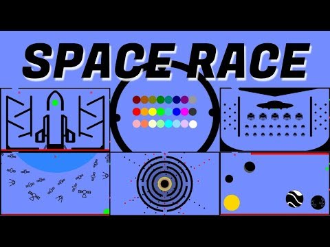24 Marble Race EP. 5: Space Race