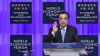China's Premier Says 'Brexit' Has Stimulated Global Economic Uncertainty