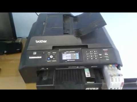 cara-menggunakan-printer-brother