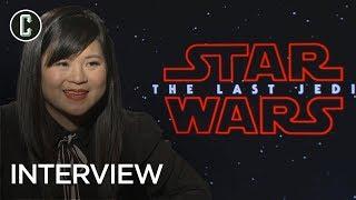 'Last Jedi' Star Kelly Marie Tran Sorts Star Wars Characters into Hogwarts Houses