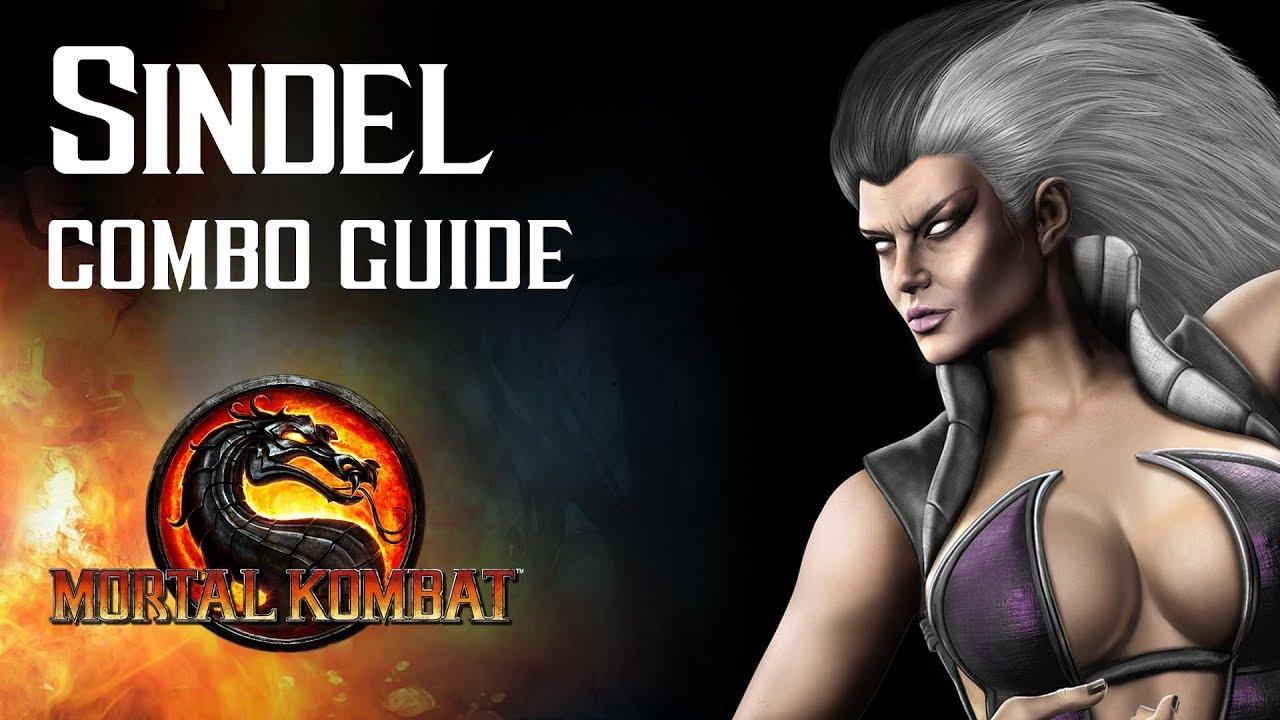 Mortal Kombat 11: Trailer de revelação da Sindel - YouTube