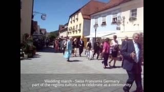 Fünf-Seidla-Steig - Franconia Switzerland - Germany