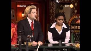 Kopspijkerscafé met Wilders en Hirsi Ali
