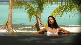The Brando Luxury Island Resort in French Polynesi...