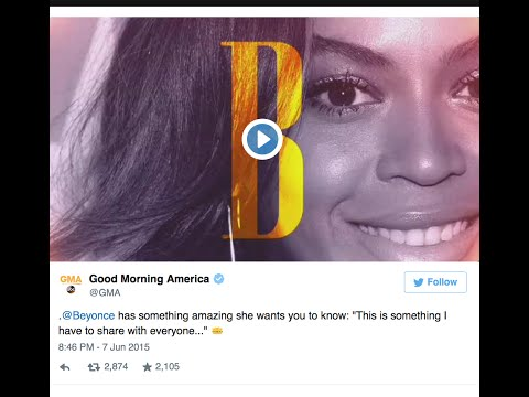 The Beyhive DRAGS Beyonce On Social Media for her GMA VEGAN announcement