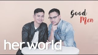 Rama Sahetapy, Surya Sahetapy I Brother Tag I Good Men 2018