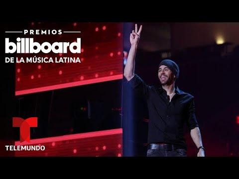 Enrique Iglesias promete regresar pronto a las baladas en los Premios Billboard 2020