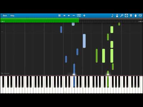 Higurashi - Dear You Piano Tehishter (with sheet music)