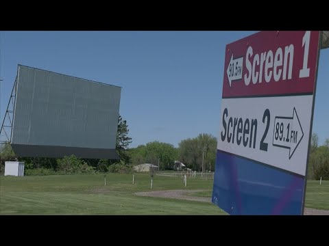Starlite Drive-In Theater To Open For Business Friday Night
