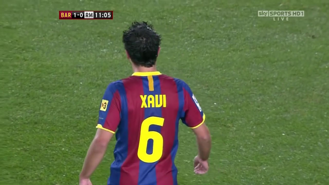 Barcelona vs Real Madrid (5 : 0) Full Game HD - YouTube