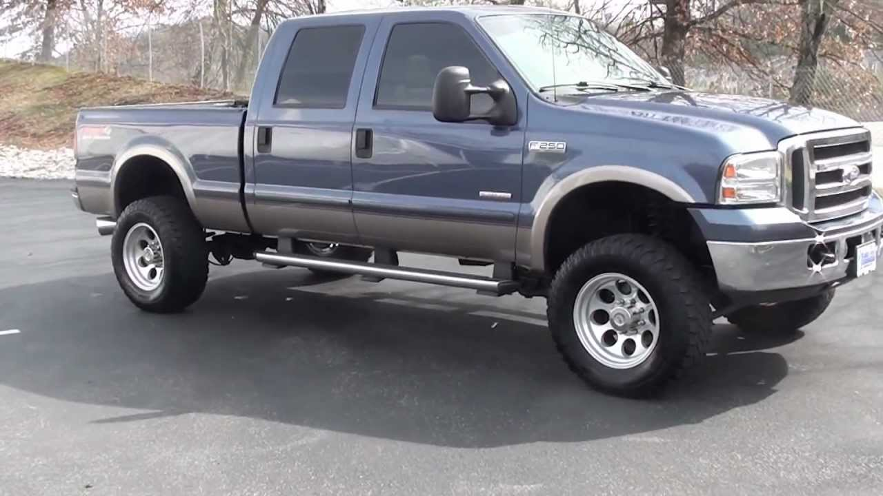 For sale 2006 ford f 250 lariat fx4 offroad stk 20488c www lcford com youtube