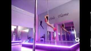 Intermediate   Advanced Pole Moves & Combos