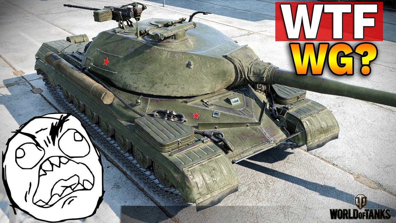 WG ZWARIOWAŁO – Zmiany niszczycieli czołgów – World of Tanks