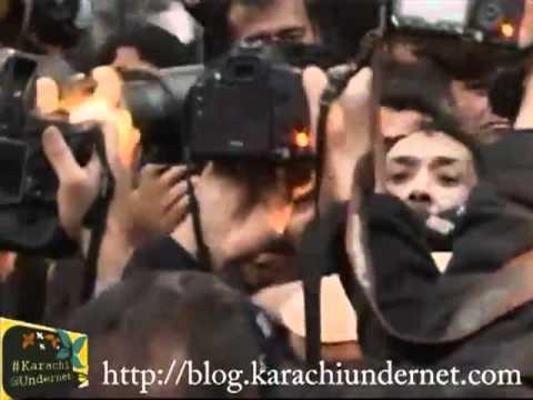 Ghazi Malik Mumtaz Hussain Qadri in Court(another Noor Uddin Zangi R.A)